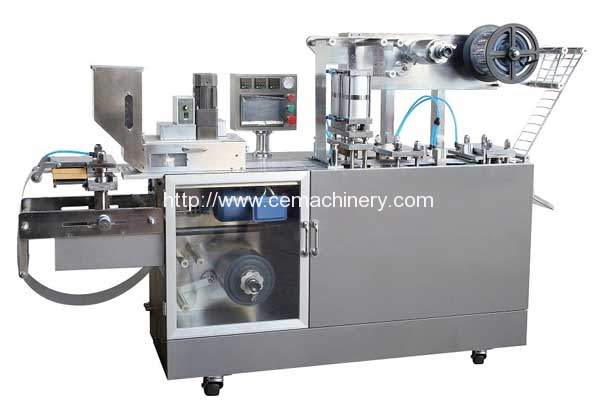 Liquid-Thermoforming-Filling-Sealing-Packing-Machine