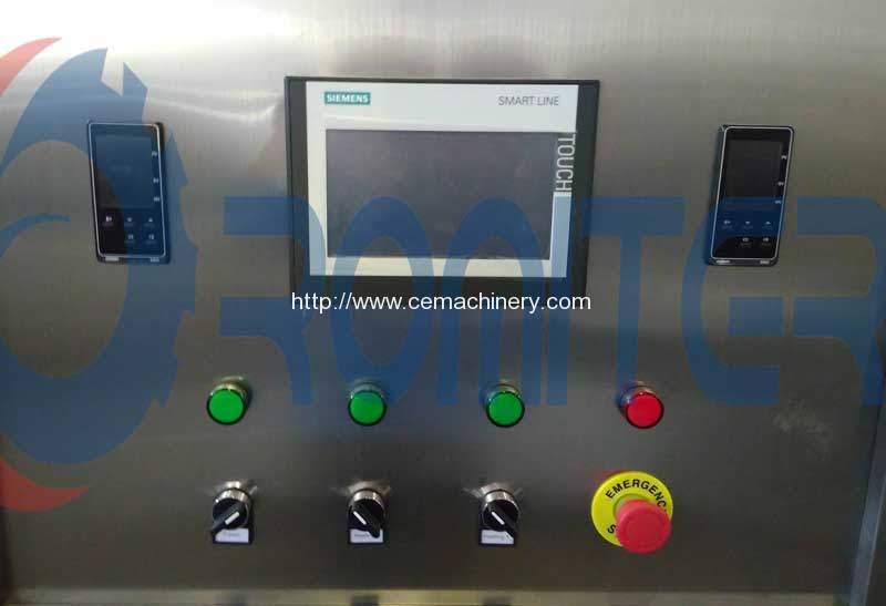 4-Lane-Nespresso-Capsules-Filling-Sealing-Machine-Control-Cabinet-for-Peru-Customer