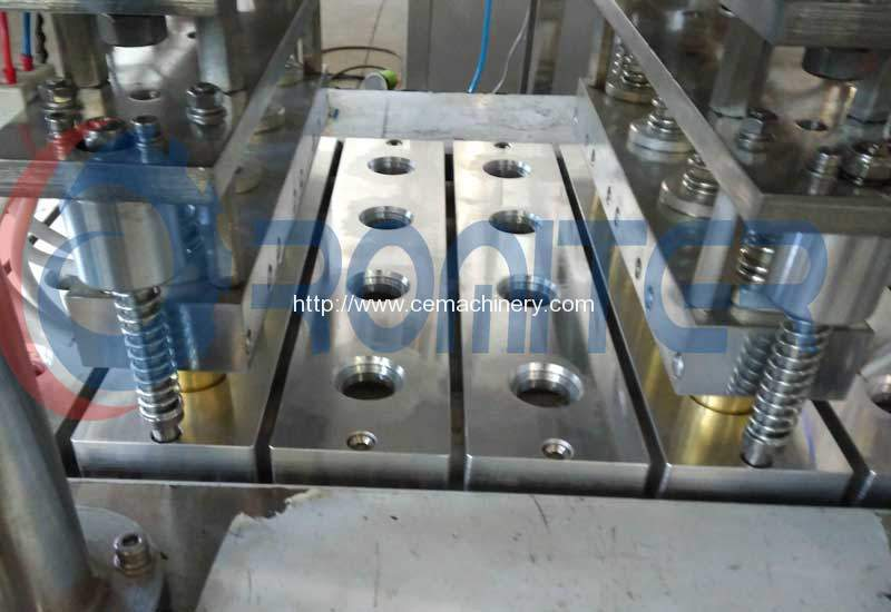 4-Lane-Nespresso-Capsules-Filling-Sealing-Machine-Double-Time-Hot-Sealing-Device-for-Peru-Customer