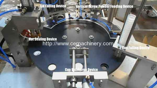 New-Design-RMY-1-Nespresso-Capsules-Filling-Sealing-Machine-for-Argentina-Customer