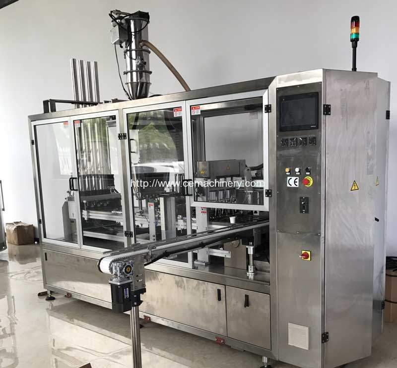 High-Speed-HRML-4-Kcups-Capsules-Filling-Sealing-Machine-for-USA-Customer