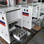 Aluminium Nespresso Capsules Sealer Machine