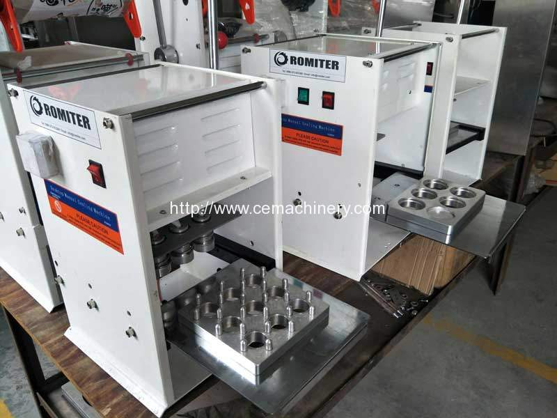 4Cup-Kcups-Capsules-Sealing-Machine for Philippines