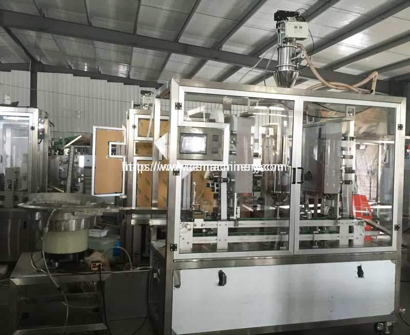 Lavazza-Espresso-Point-Coffee-Capsules-Filling-Sealing-Machine-for-Italy-Customer