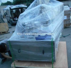 Automatic Aluminum Nespresso Capsules Filling Sealing Machine for Middle East Customer