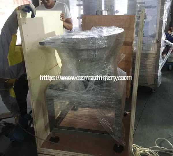 Lavazza Espresso Point Capsules Filling Sealing Machine