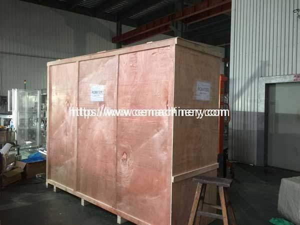 Italy-Customer-Lavazza-Espresso-Point-Capsules-Filling-Sealing-Machine-Delivery
