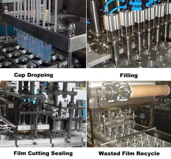 Linear-Type-RML-2-Communion-Cup-Filling-Sealing-Machine