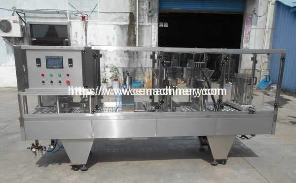RML-4-Vertical-Screw-Coffee-Powder-Feeding-Kcups-Filling-Sealing-Machine
