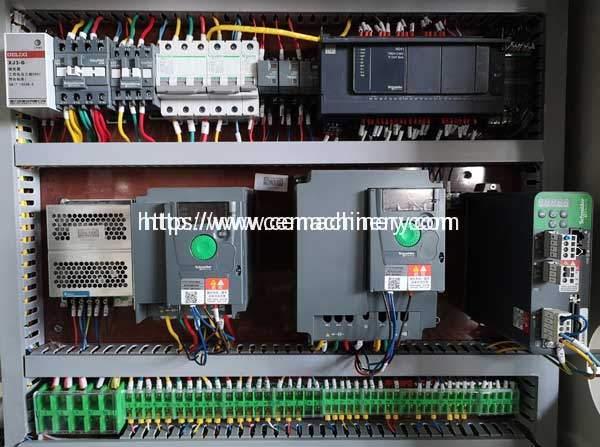 Schneider-Electronic-Component-in-Drinking-Paper-Straw-Making-Machine