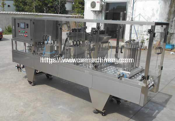 Vertical-Screw-Coffee-Powder-Feeding-Linear-Type-Kcups-Filling-Sealing-Packing-Machine