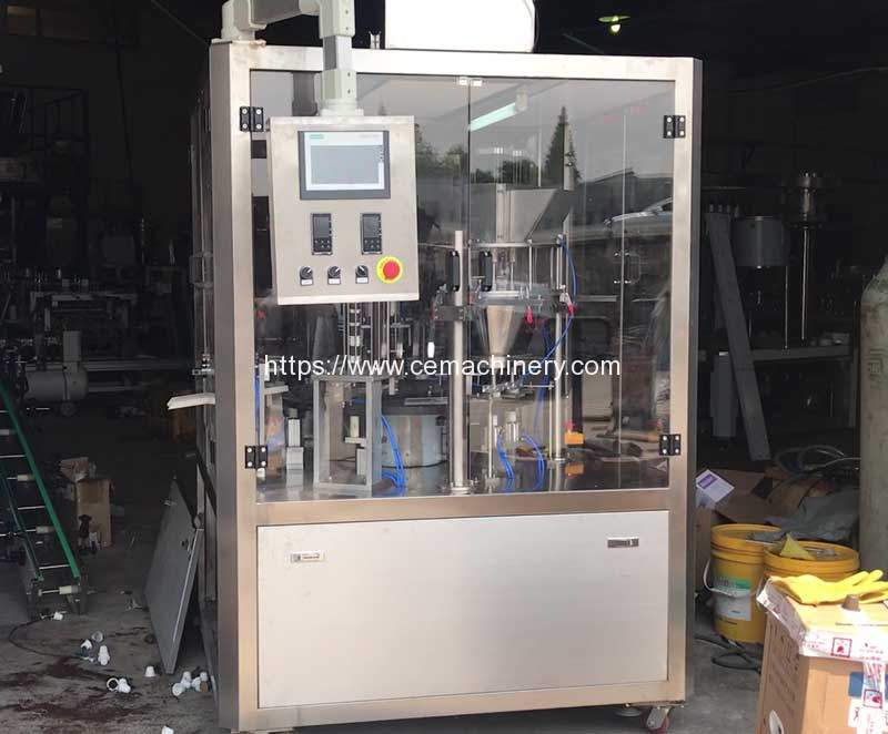 2019-RMY-2-Rotary-Type-Nespresso-Capsules-Filling-Sealing-Packing-Machine-for-Portugal