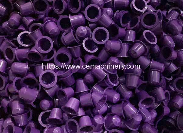 Purple-Color-Empty-Nespresso-Capsules-for-Senegal-Customer