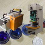 Aluminum Nespresso Capsules Cup Forming Making Machine