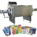 Automatic Drinking Straw Applicator Packing Machine