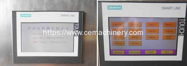 PLC-Touch-Screen-Control-Cabinet-Siemens