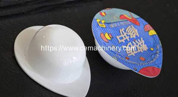 Thermoforming-Round-Pod-Gel-Cream-Filling-Sealing-Packing-Machine